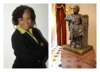 Rosemary Harris Lytle statue